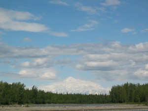 The Peak of Denali