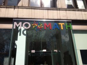 The Museum of Mathematics